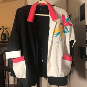 Vintage Light 80s Jacket